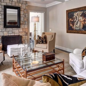 Cove Hollow Living Room