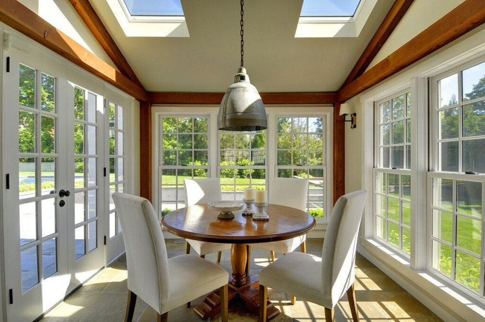 Laurel Hollow Breakfast Room