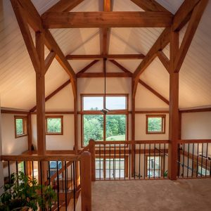 Upper Loft to Great Room