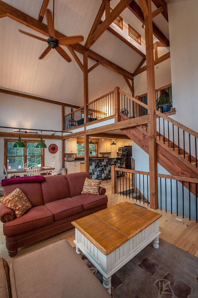 Boulder-Meadows-Open-Concept-Timber-Frame-Loft