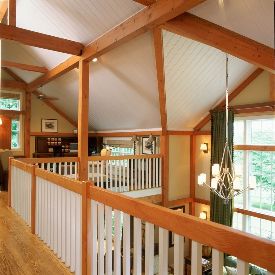 Timber Frame Barn Home
