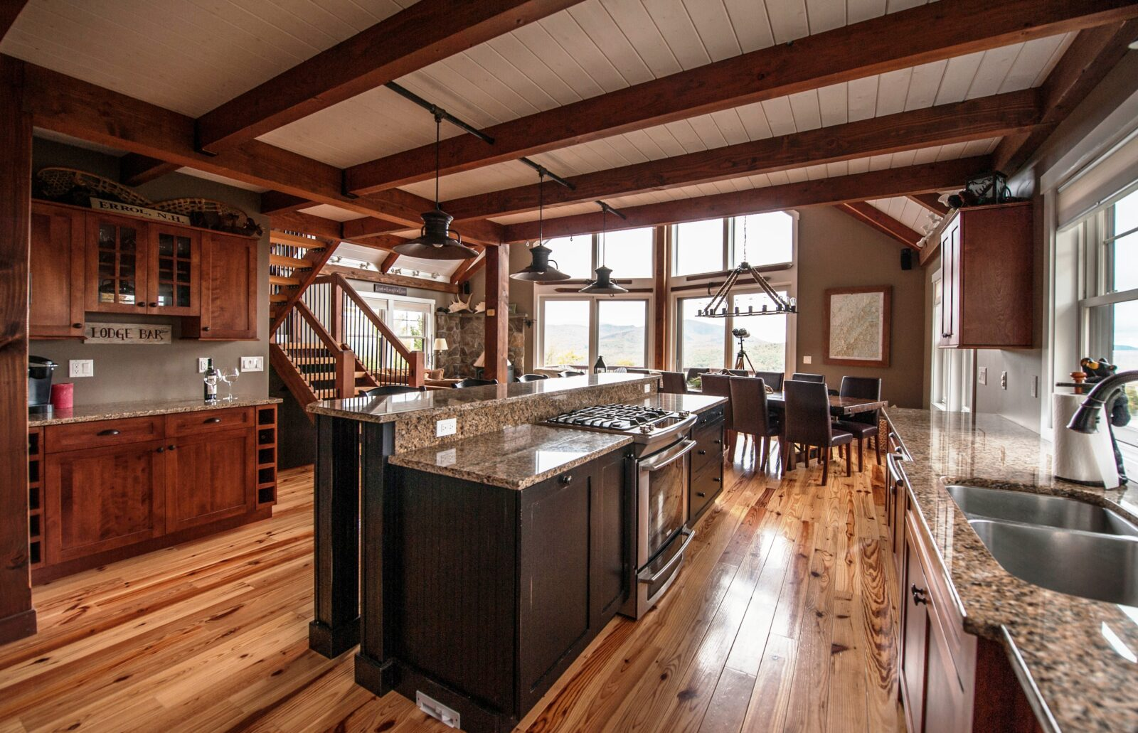 Timber frame territory pottery barn and the ybh lifestyle Barnhouse builders