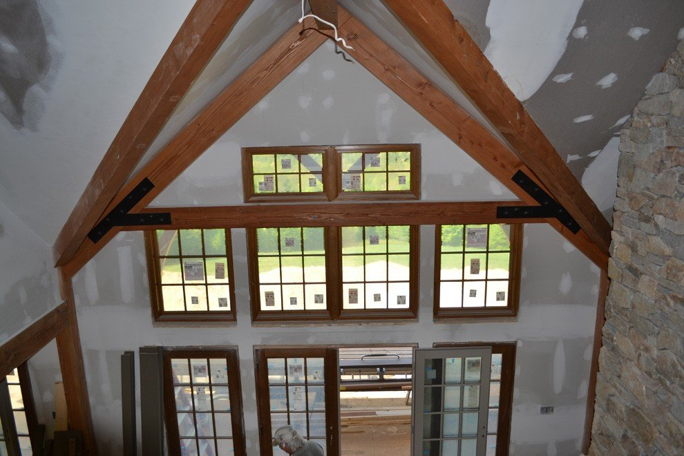 How Timber Frame Effects Cost Of A Build