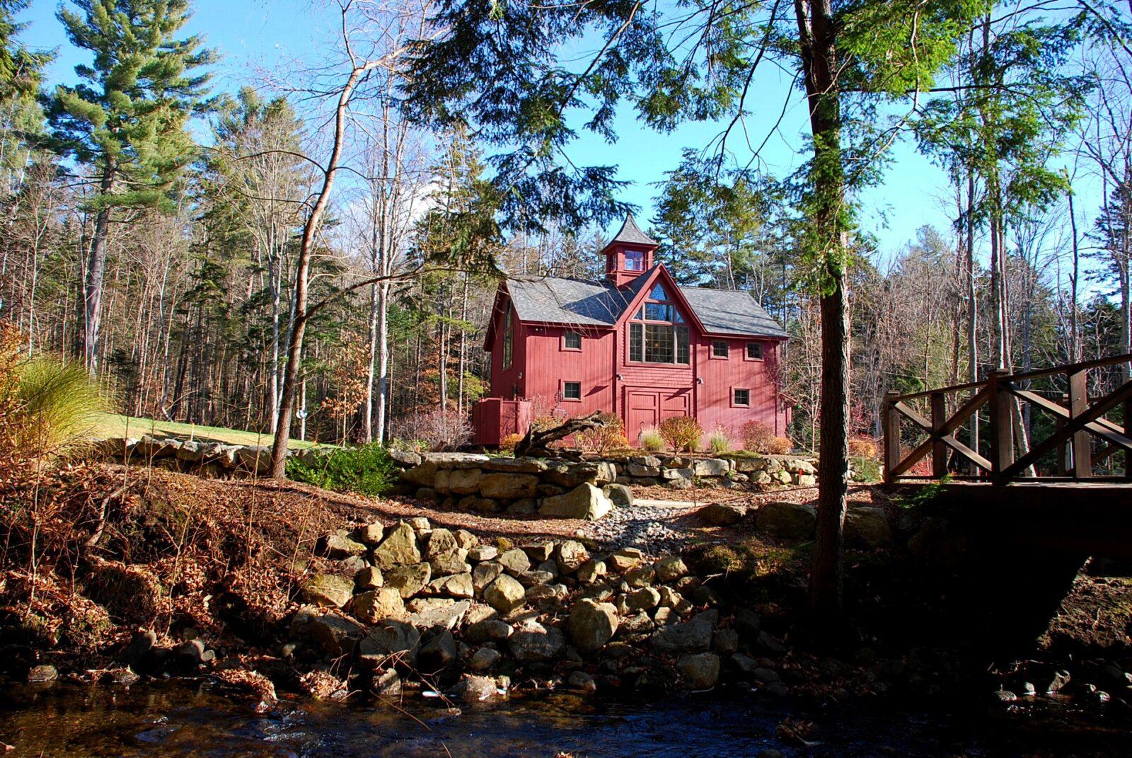 Small Post And Beam Homes Yankee Barn Homes - Small post and beam homes