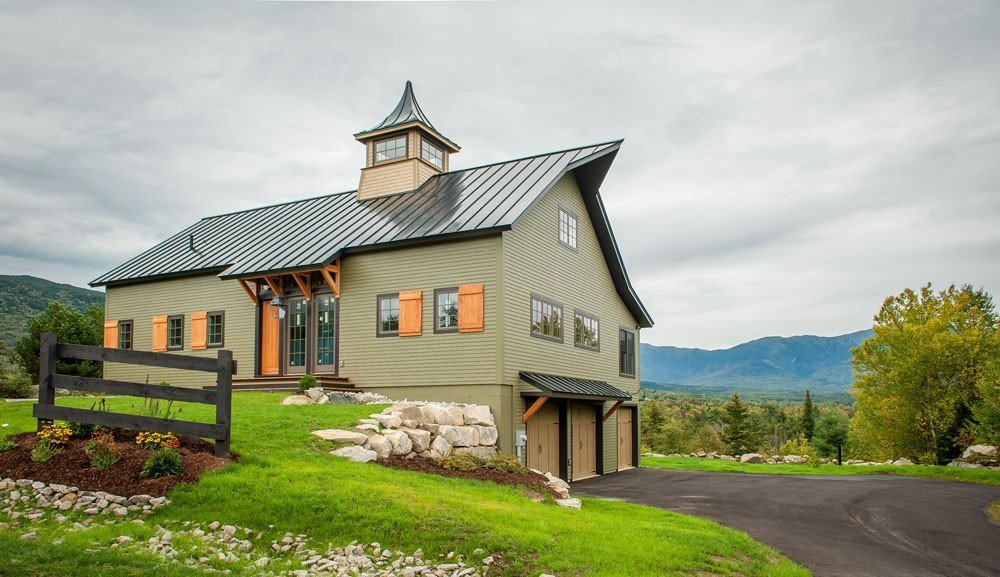 Cabot barn home yankee barn homes for Barn frame homes