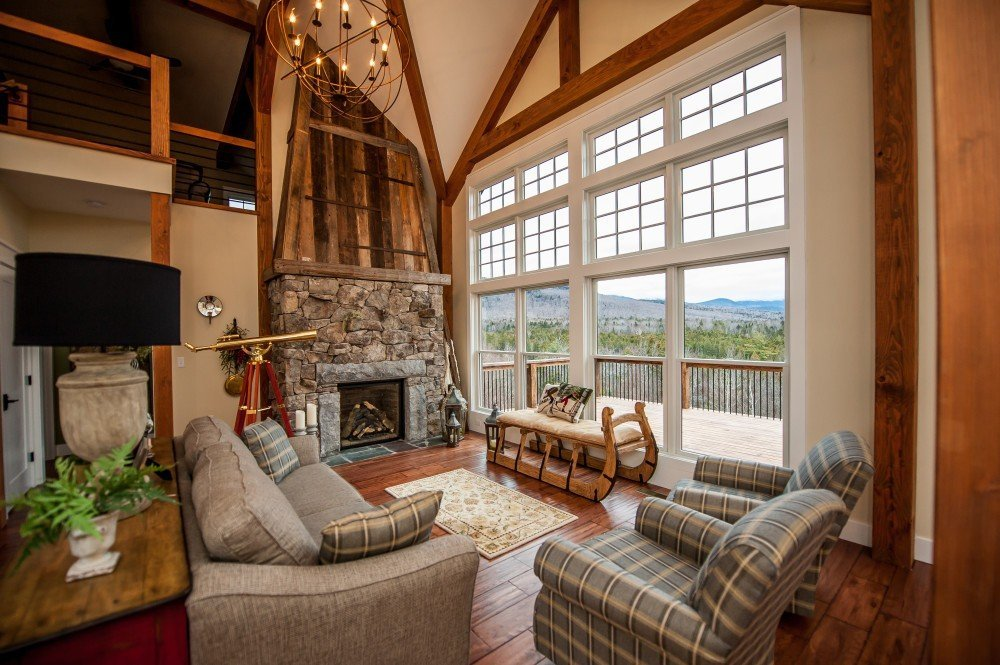 Great Room to Loft