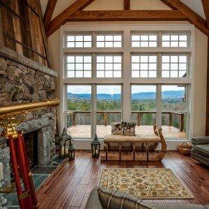 Barn House Great Room