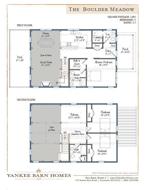 Most Popular House Plans Most Popular Ranch House Plans 2013 Home – Yankee Barn Homes Floor Plans
