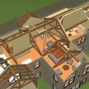 Overview of Post and Beam Frame