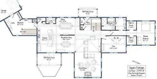 Granite ridge yankee barn homes for Granite ridge floor plans
