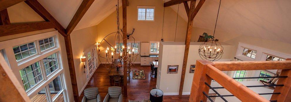 The Barn House Loft: A Versatile Space