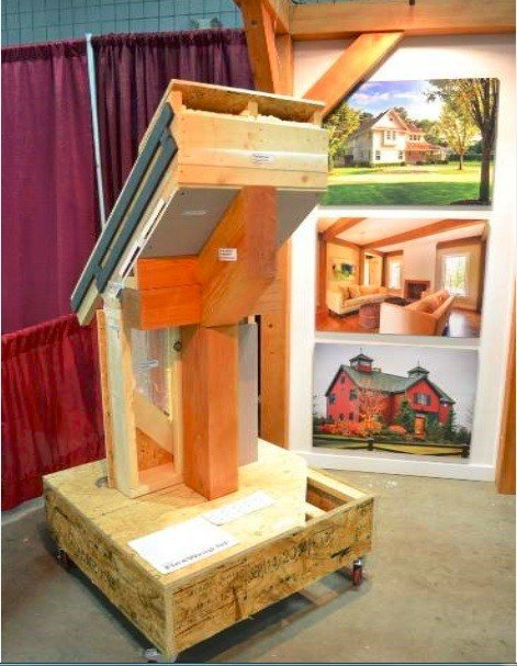 Wall Roof Panel Homeshow Demo