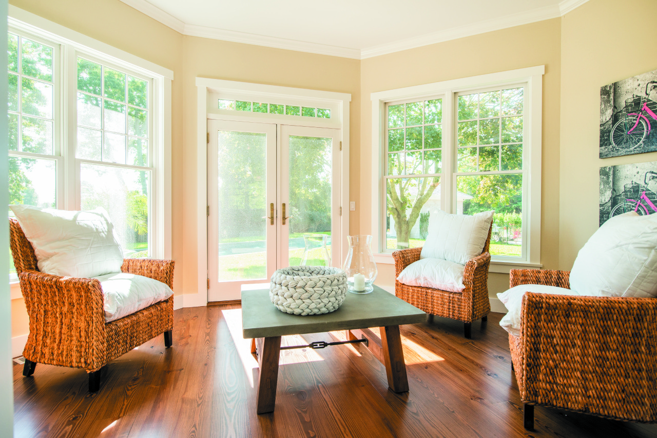 East Hampton Sunroom Addition