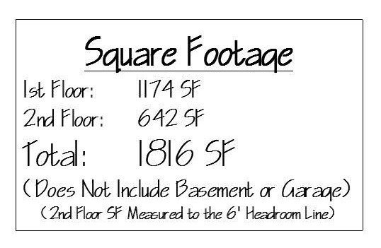 Orchard View Sq Footage