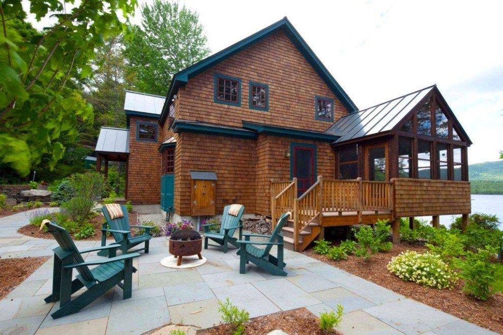 Design Trend Intimate Outdoor Spaces