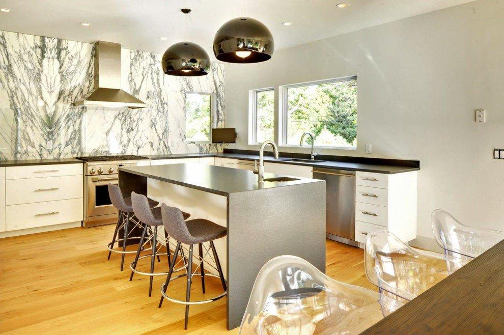 Design Trend Waterfall Island