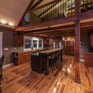 Small Barn Home Moose Ridge Lodge