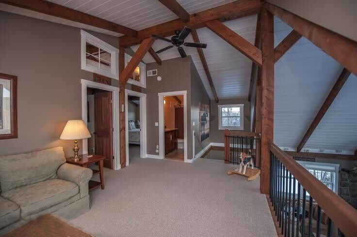 small barn home wins big award ForBarn Loft Homes
