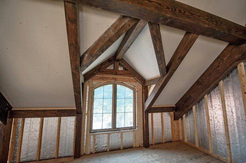 Wellington Dormer Interior