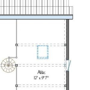 Norwich Attic Floor Plan