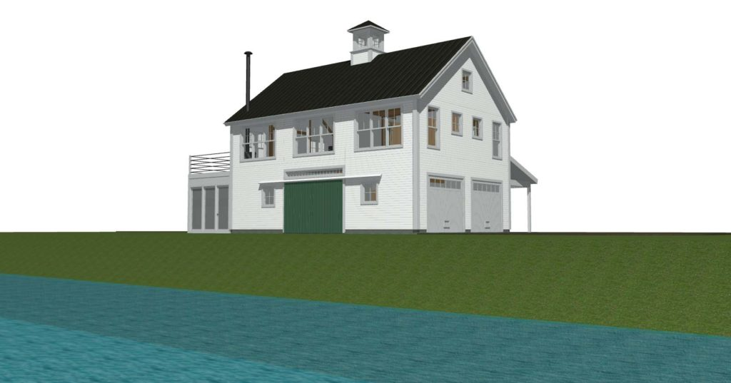 Norwich Yankee Barn Homes