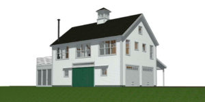 Carriage house plans yankee barn homes for Historic carriage house plans