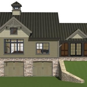 new small barn house plans the downing - New Small Homes