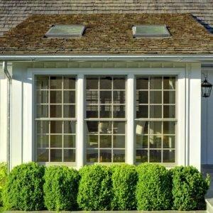 Laurel Hollow Double Hung Windows