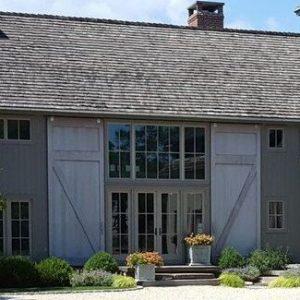 Southold Barn Entrance