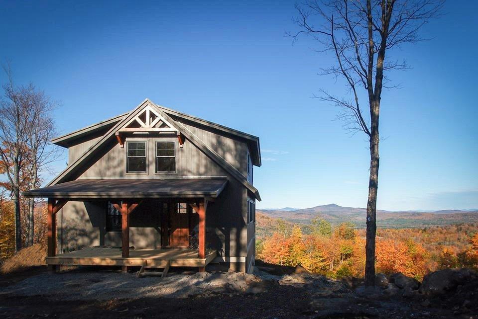 Moose Ridge Lodge Construction