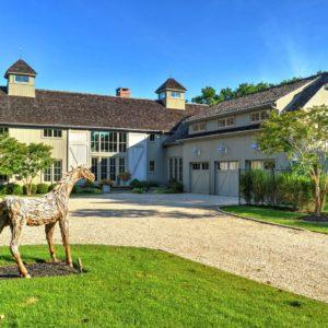 Stunning Barn House