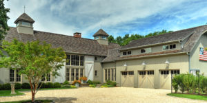 Southold Yankee Barn Home