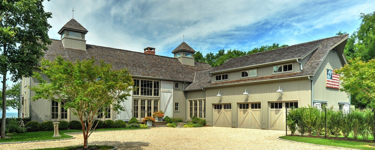 Southold yankee barn homes for Country barn builders