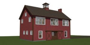 Spruceton Yankee Barn Feature