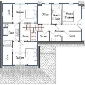 Level Two Floor Plan