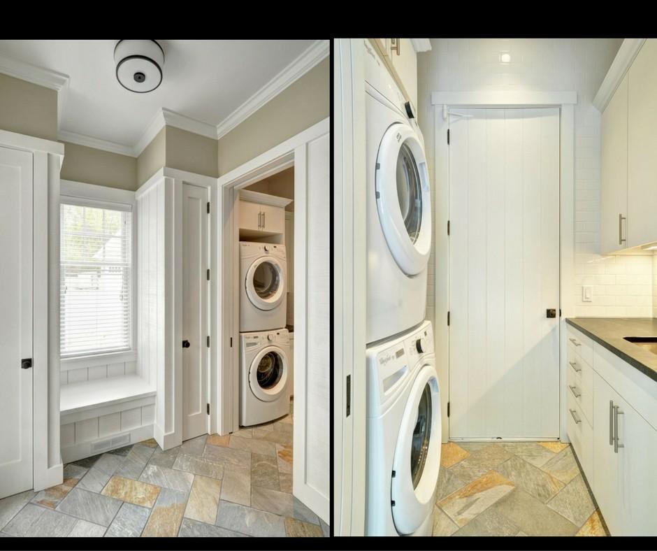 Storage Mudroom Laundry Combo