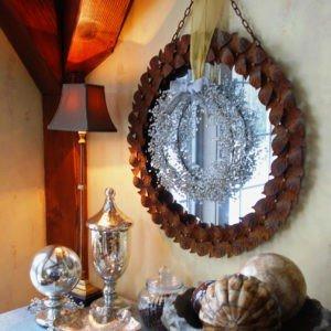 Bennington Carriage House Holiday Interior