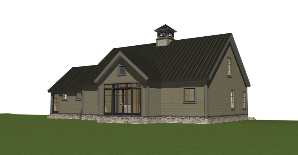 Small Barn House Plans Are All The Rage