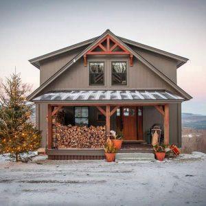 Moose Ridge Lodge Holidays Exterior