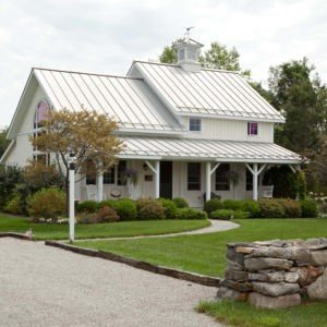 Craftsbury Cottage