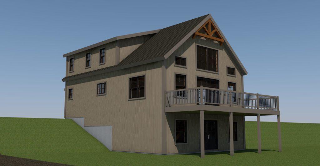 Mason barn home yankee barn homes for Post and beam homes cost
