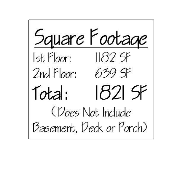 The Mason Square Footage