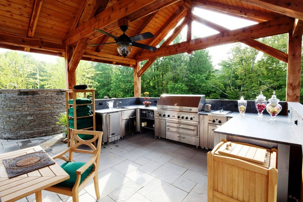 Somerset Outdoor Kitchen