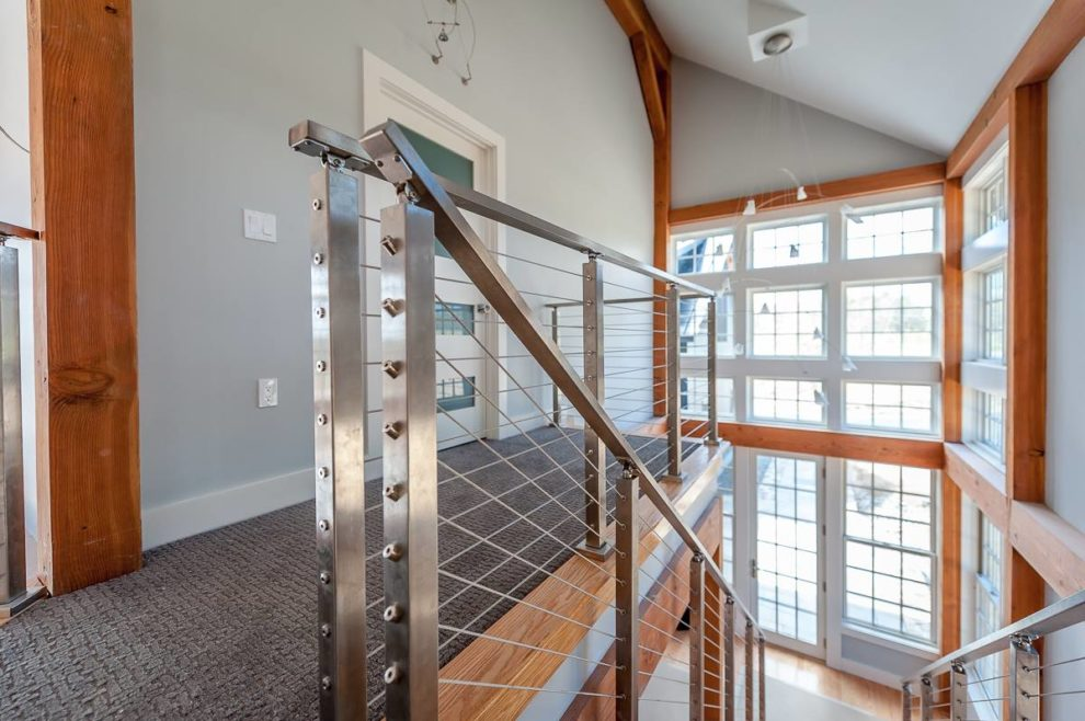 Bancroft Two-Story Entry