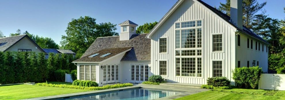 Kitchen And Bath Business Features The Laurel Hollow Yankee Barn Home