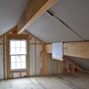 Whaling Cottage Interior Construction