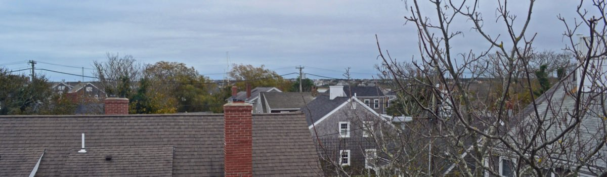 View From Nantucket Infill Project