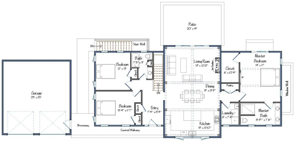 Wildwood Floor Plan