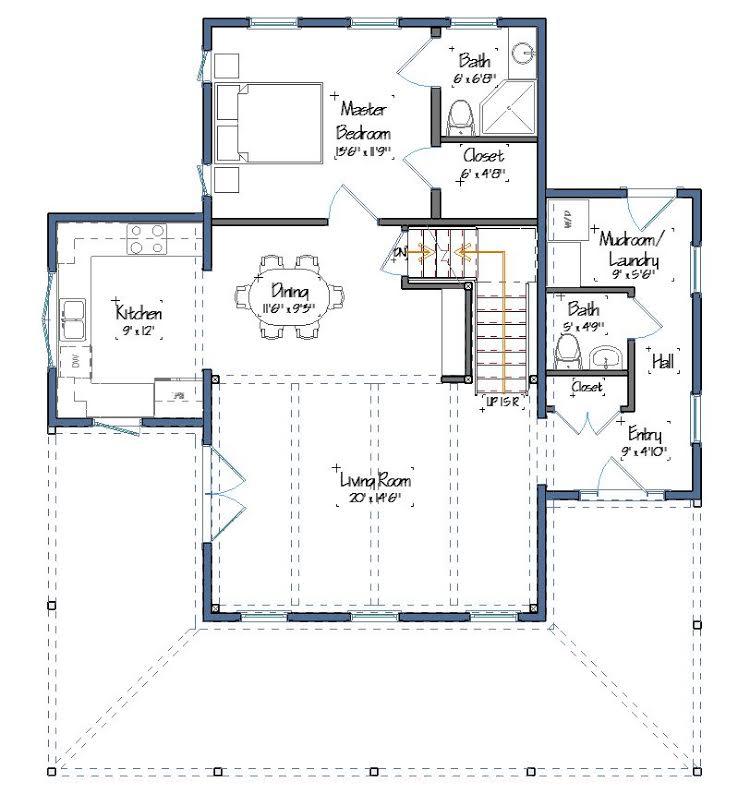 Original Cottage Level One
