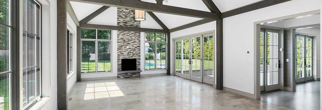 Timberframe Home Plan